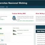 BPSI UNAS meluncurkan blog UNAS