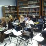 Progdi Sosiologi dan BPSI Gelar Pelatihan Web Blog