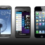 Head to Head BB Z10, iPhone 5 dan Galaxy SIII